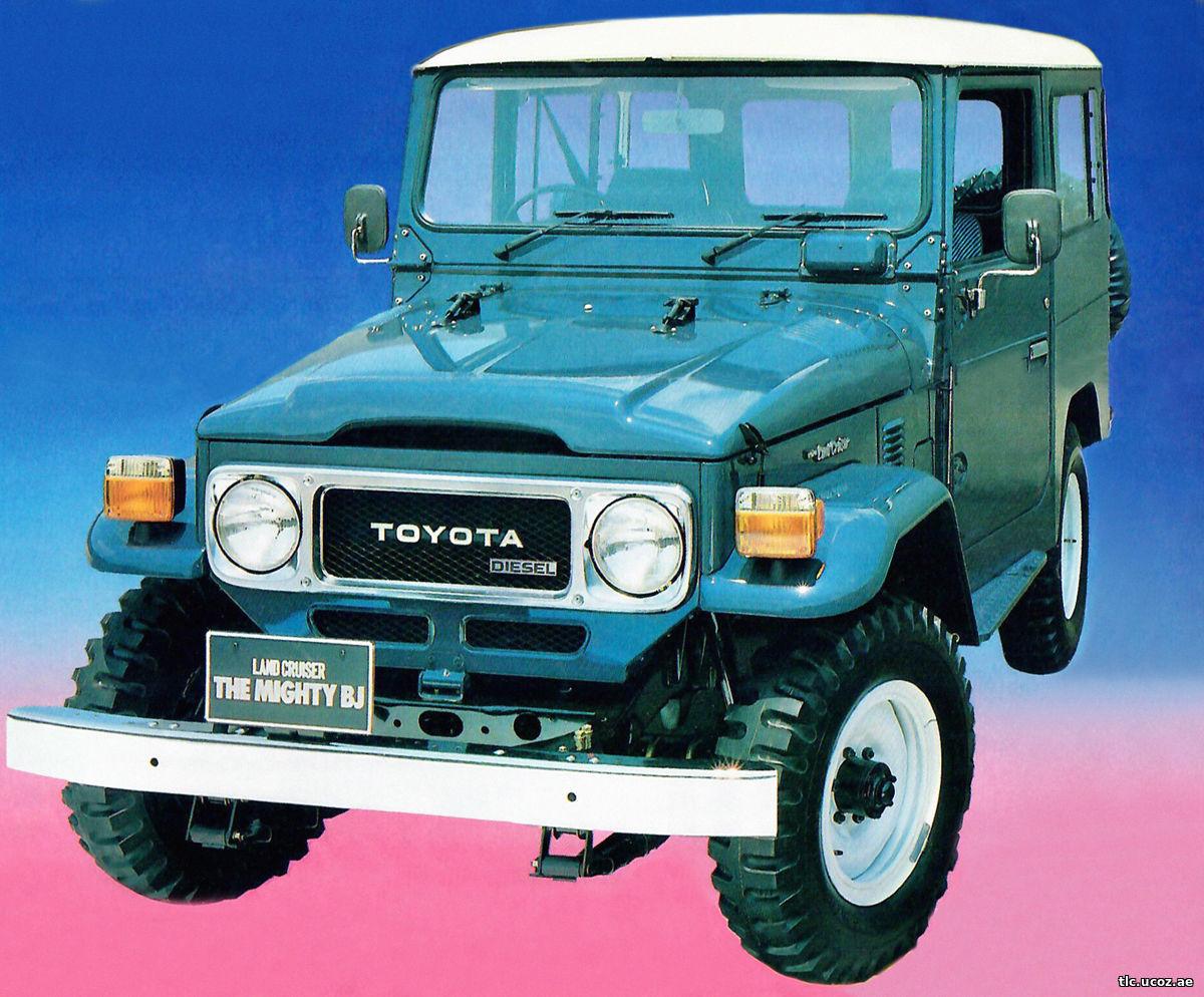 Особенности полного привода Toyota